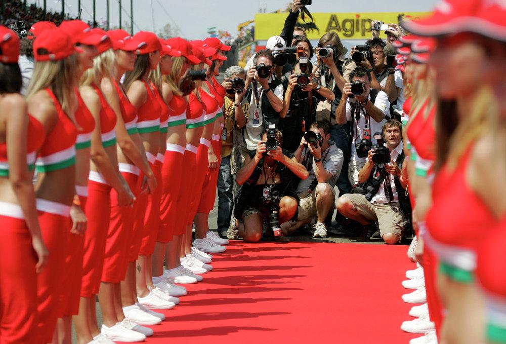 سباق فورمولا 1 فى المجر