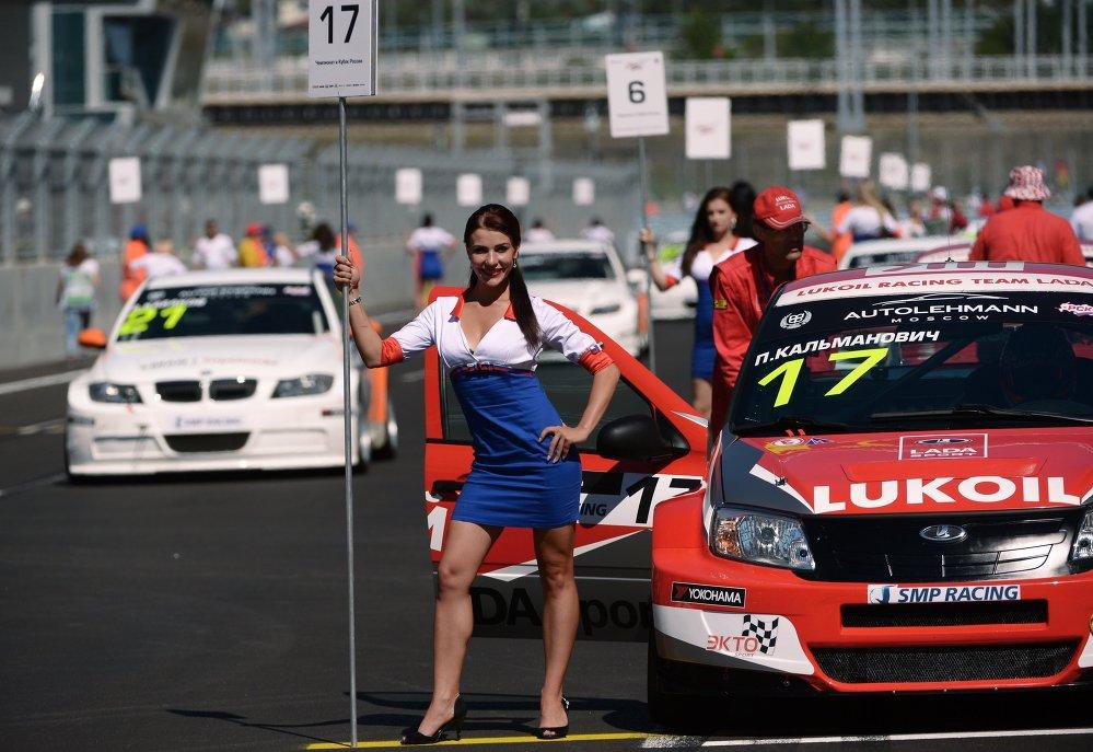 اليوم الثاني خلال بطولة الفورمولا 1 النسخة الروسية