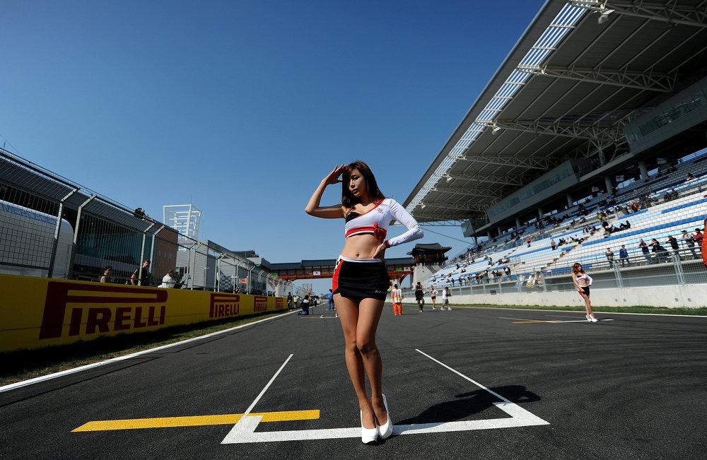 سباق فورمولا 1 فى كوريا