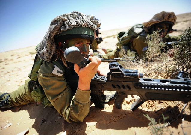 جيش الاحتلال الإسرائيلي.