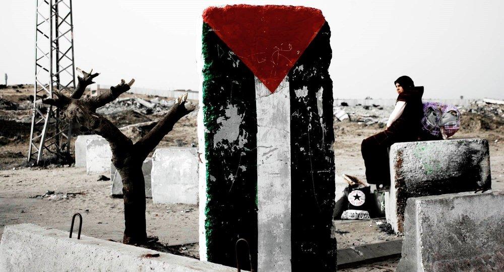 حدود قطاع غزة وإسرائيل