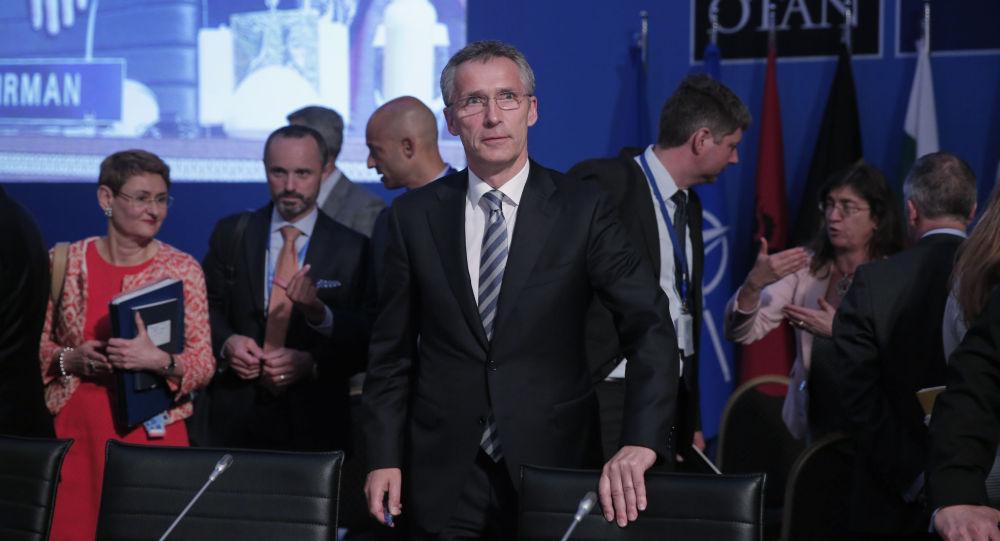 الأمين العام لحلف شمال الأطلسي (الناتو)، ينس ستولتنبرغ