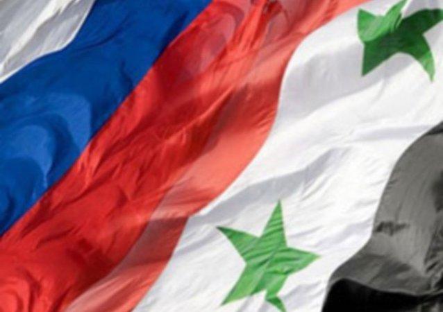 روسيا وسوريا