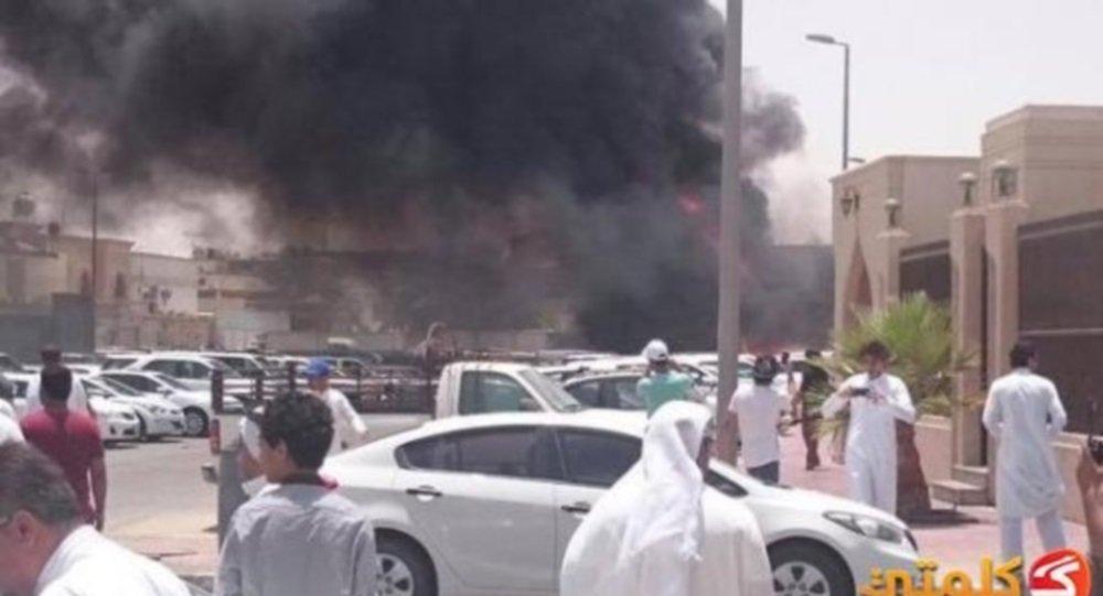 تفجير مسجد الدمام