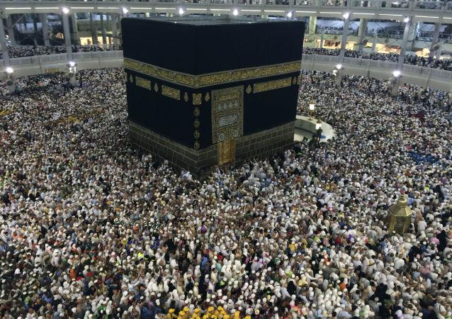 موسم الحج في المملكة العربية السعودية