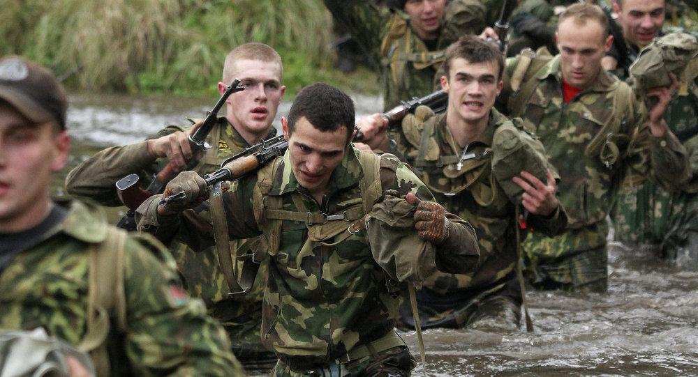 الجيش البيلاروسي