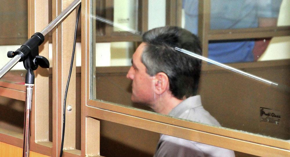محاكمة متهم بالتجسس