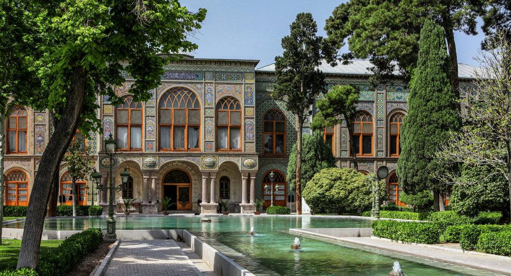 قصر غولستان - طهران