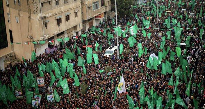 انتخاب صالح العاروري رئيسا لحماس في الضفة الغربية