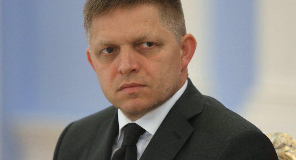 رئيس الوزراء السلوفاكي روبرت فيكو