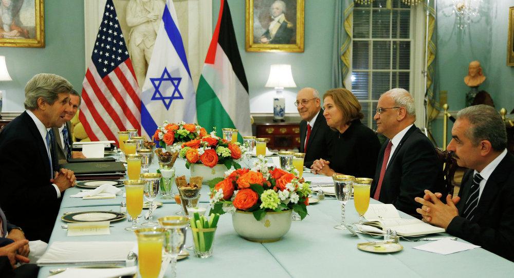 المفاوضات الفلسطينية