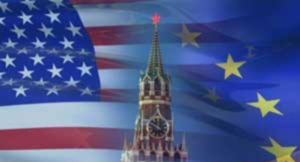 روسيا وأوروبا والولايات المتحدة