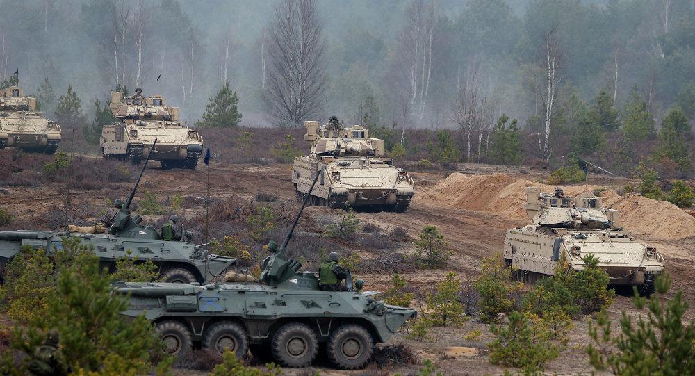 قوات من دول الناتو