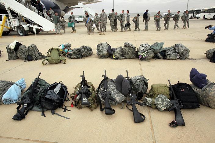 انسحاب جيش الولايات المتحدة من العراق عام 2011