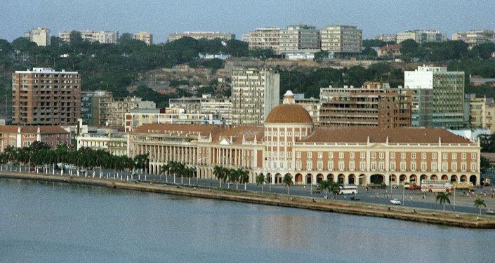 عاصمة أنغولا – لواندا