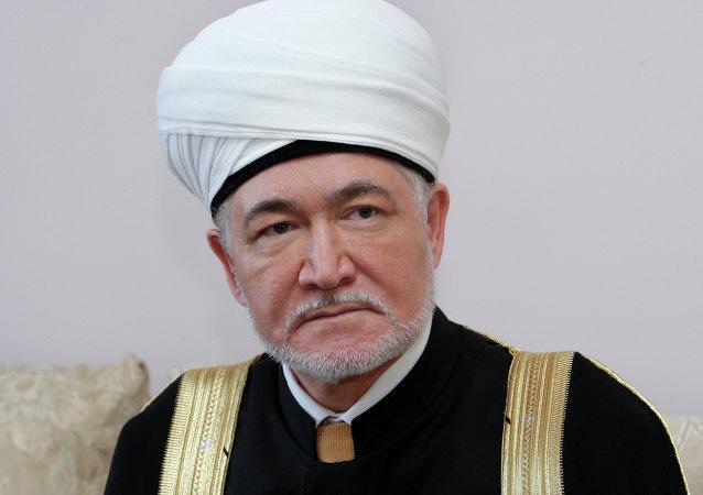 رئيس مجلس المفتين في روسيا الشيخ راوي عين الدين