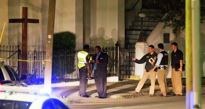 مقتل 9 أشخاص في إطلاق نار في كنيسة بولاية ساوث  كارولينا الأمريكية