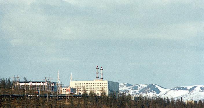 محطة بيليبينسكايا: تقع بالقرب من بلدة بيليبينو وتتكون من أربعة وحدات.