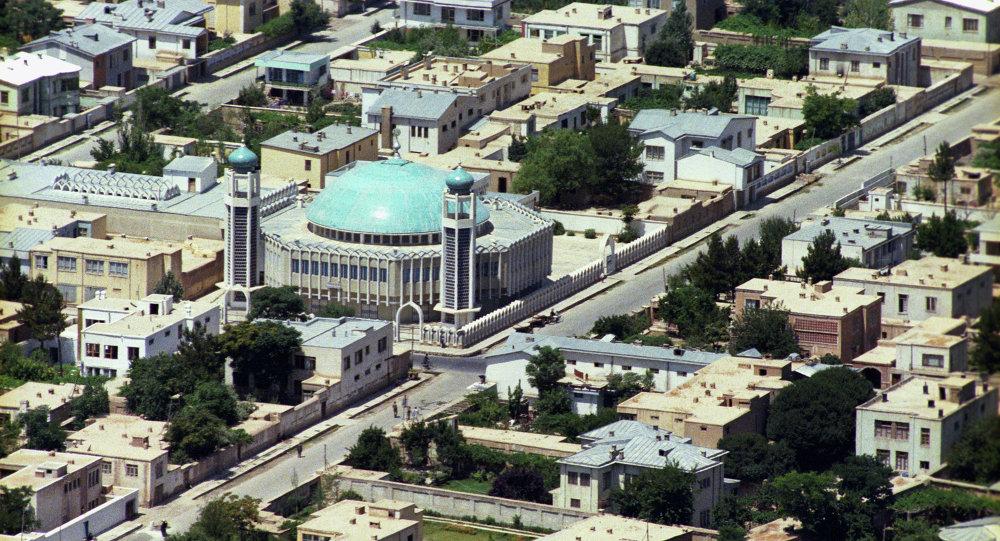 مدينة كابول