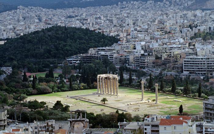 زلزال يهز منطقة بيلوبونيز جنوب اليونان
