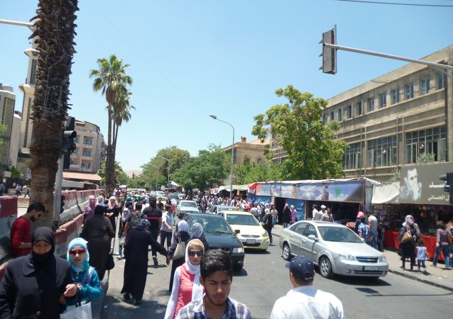 أسواق سوريا
