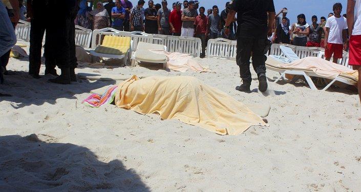 هجوم إرهابي في تونس