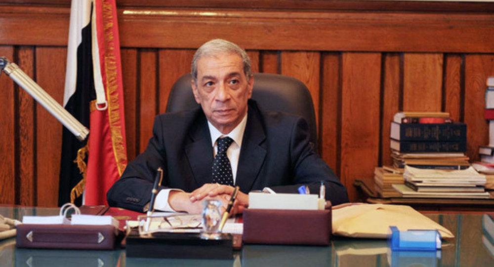 النائب العام هشام بركات