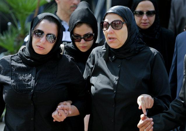 جنازة النائب العام هشام بركات