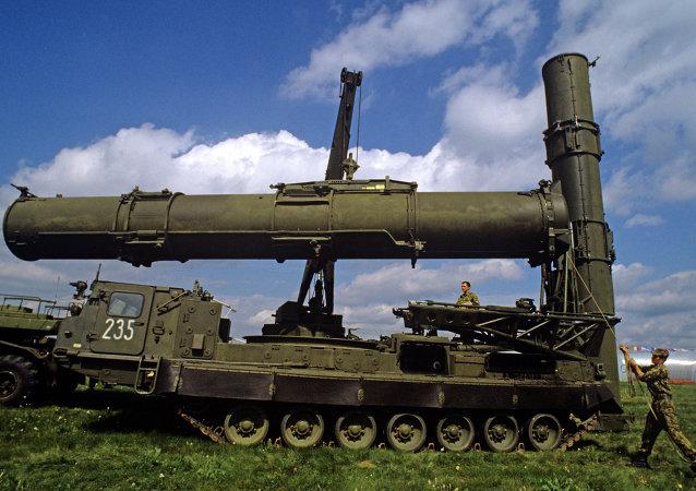 منظومة إس-300في للدفاع الجوي
