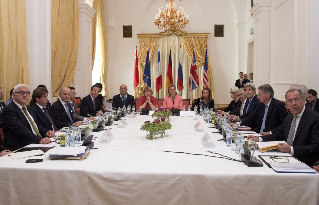 مفاوضات فيينا حول البرنامج النووي الإيراني