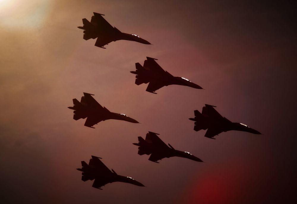 فرقة الاستعراضات الجوية روسكييه فيتيازي