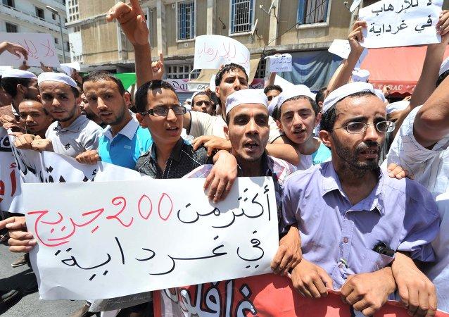 مواجهات في ولاية غرداية الجزائرية