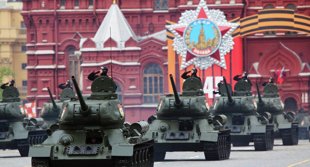 دبابات الجيش السوفيتي