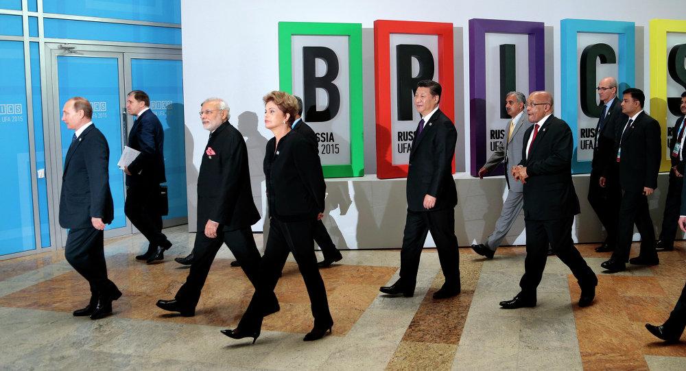 رؤساء دول أعضاء الـ بريكس
