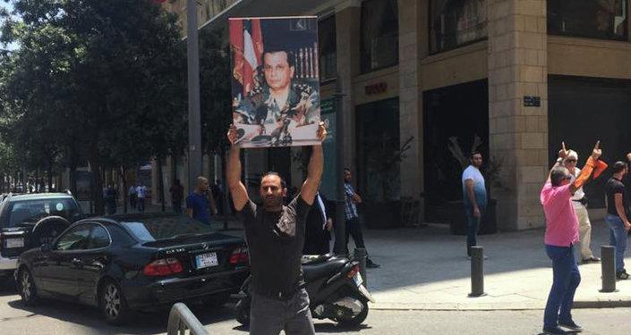 الثورة البرتقالية إحتجاجاً على تهميش المسيحيين