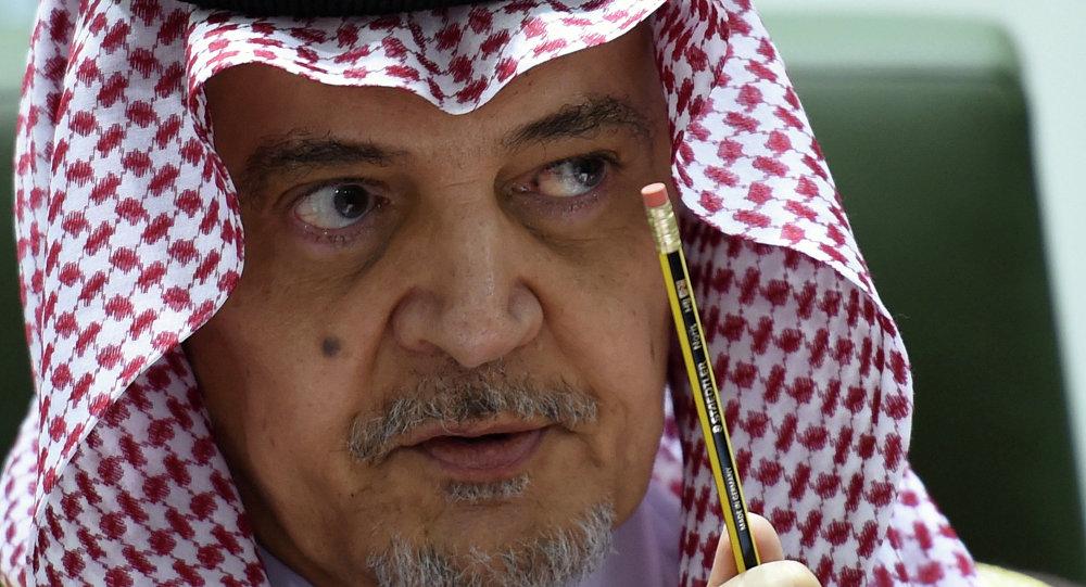 وزير الخارجية السعودي السابق الأمير سعود الفيصل