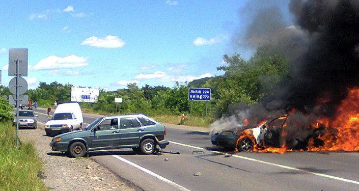 حادث إطلاق النار في موكاتشيفو