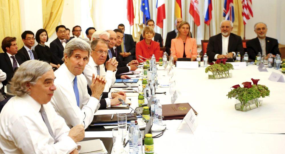 المفاوضات حول البرنامج النووي الإيراني