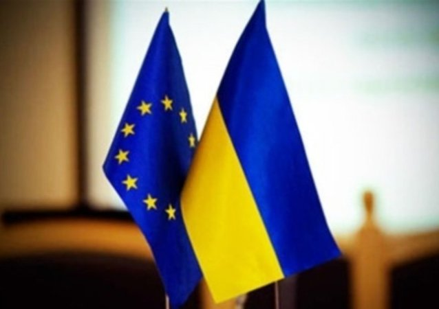 الاتحاد الاوروبي واوكرانيا