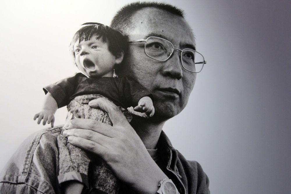 ليو شياوبو الصيني الحاصل على جائزة نوبل