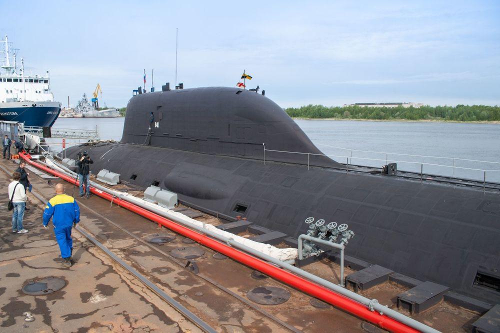 الغواصة النووية سيفيرودفينسك