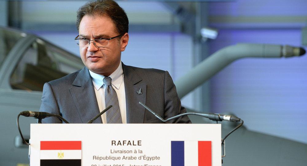 تسيلم مصر طائرات رافال
