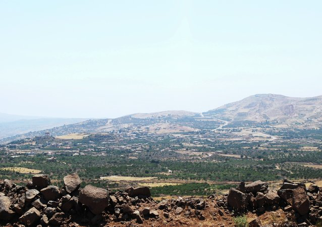 سوريا-الجولان