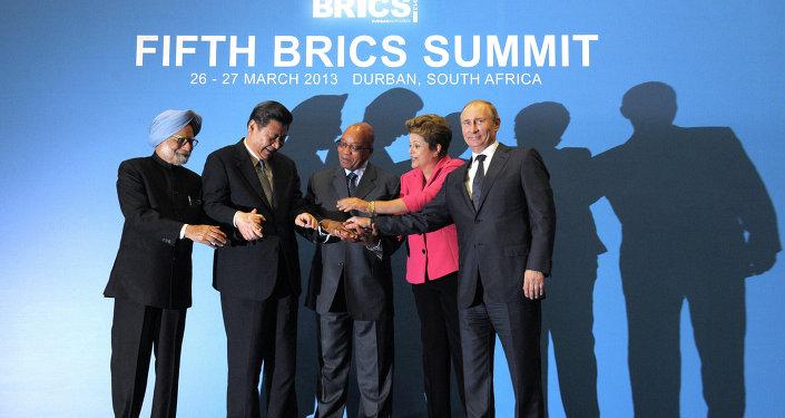 الاجتماع الخامس لقادة دول بريكس