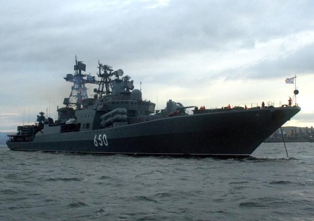 السفينة المضادة للغواصات الأميرال تشابانينكو