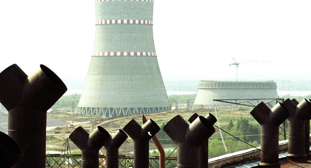 محطة كهرونووية
