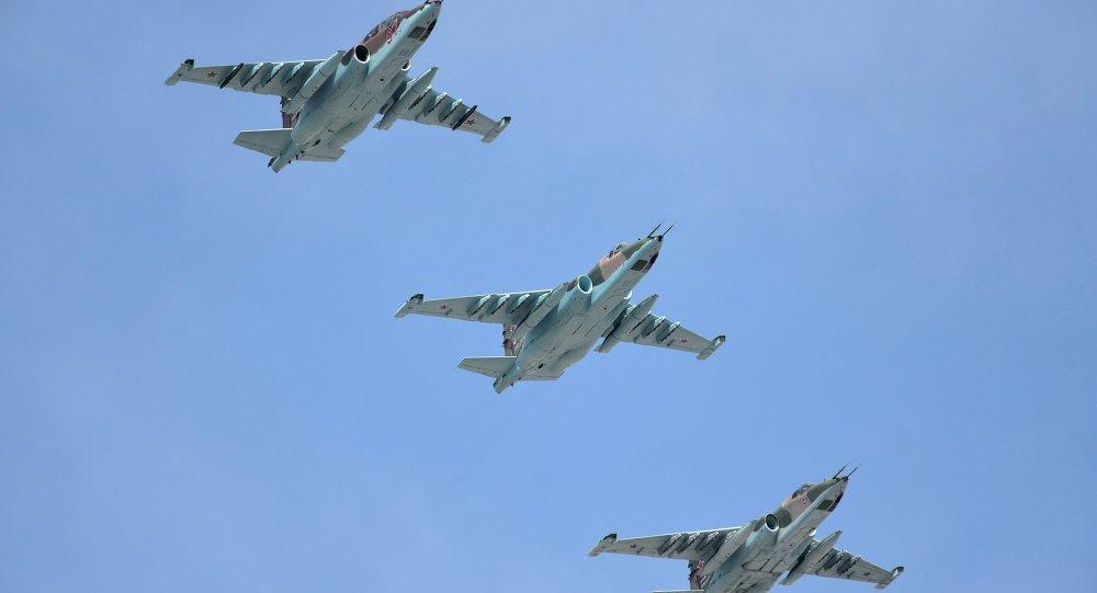 طائرات سو-25إس إم