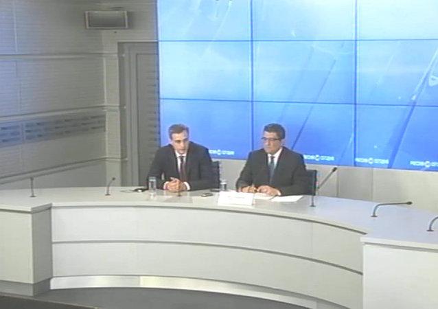 السفير المصري لدى روسيا
