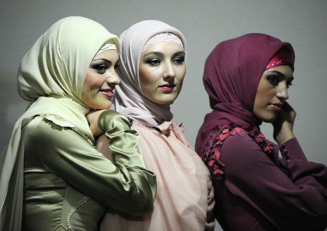 فتيات الشيشان