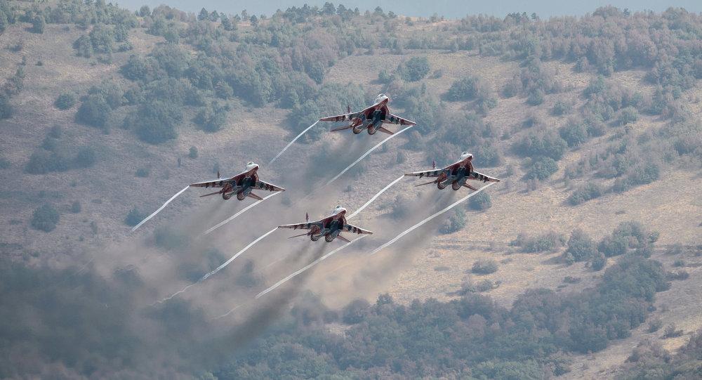 طائرات مقاتلة